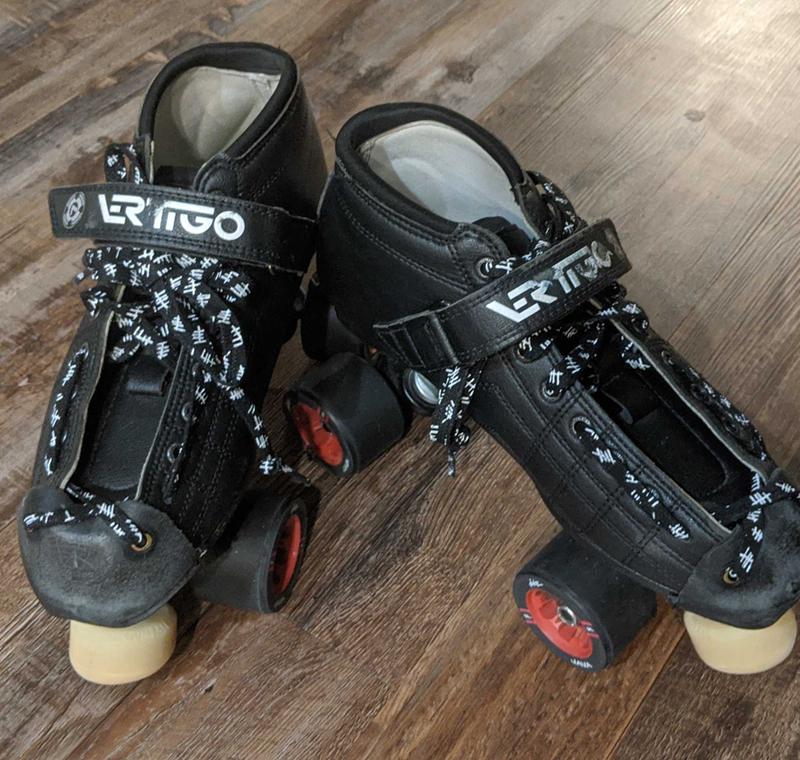 Tally Mark Shoelaces