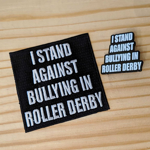 Stand Against Bullying Flair