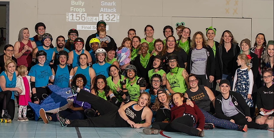 GET TO KNOW GEM CITY ROLLER DERBY