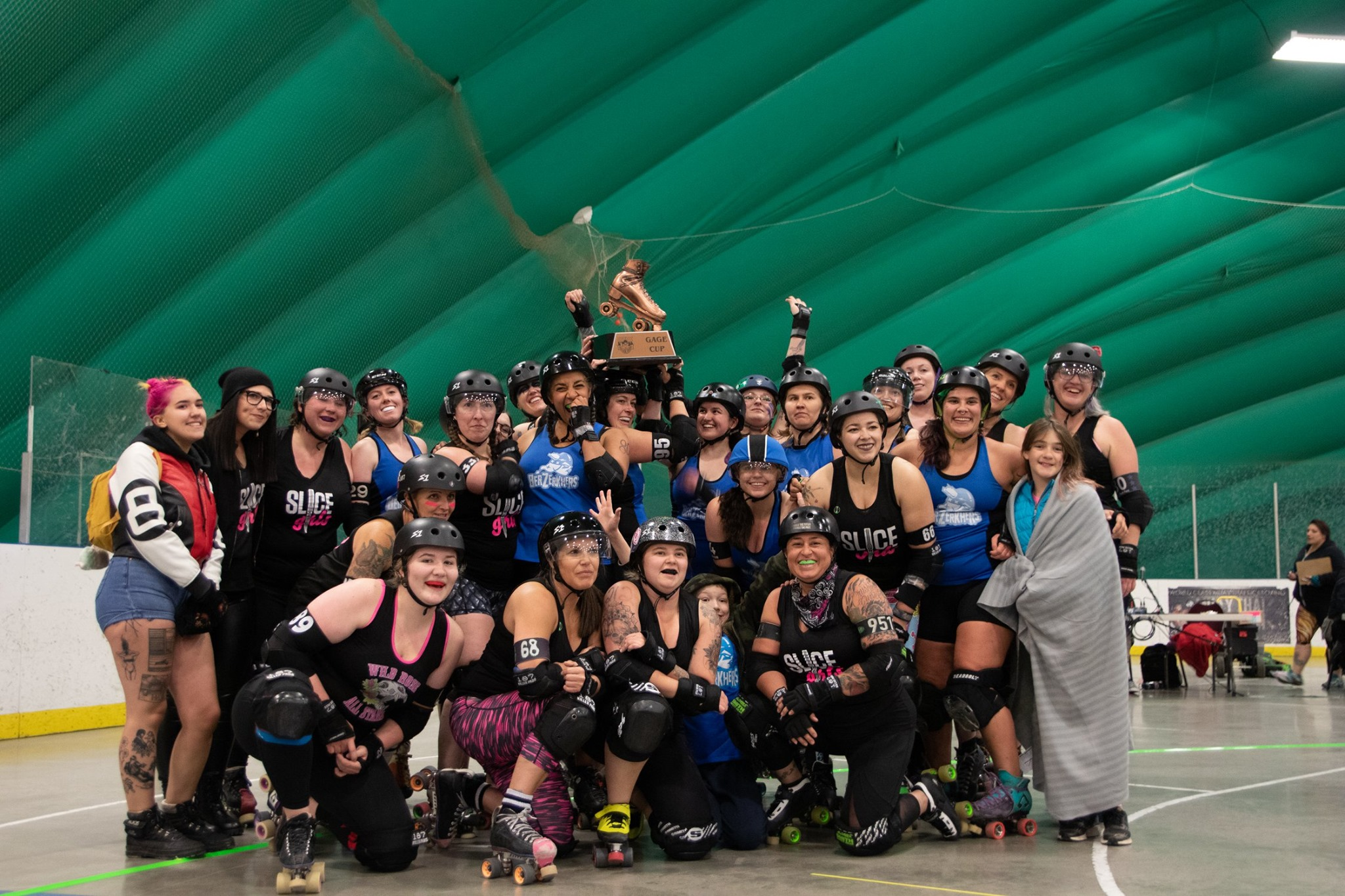 Get to Know E-Ville Roller Derby