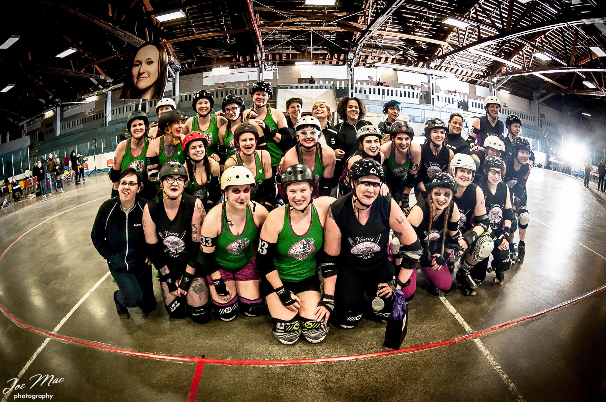 Get to know tri-city roller derby
