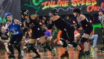 MY DERBY STORY: T-BEAR (Roller Derby at almost 49!)