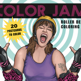Color Jam book