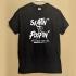 Skatin' & Poopin' T-shirt