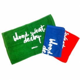 Blood. Sweat. Derby. Towel