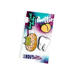 Bout Betties Pin Pack