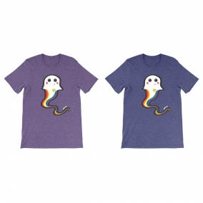 Rainboo Ghost Shirt