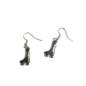 Skate Earrings